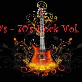60's - 70's Rock non-stop compilation Vol. 05. HQ audio.