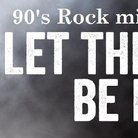 90's Rock non-stop compilation Vol. 01 HQ audio.