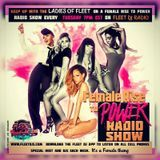 Dj Nia Boom - FEMALE RISE TO POWER RADIO SHOW  EP. 1 Cover Art