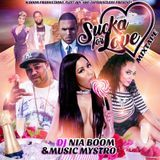 Dj Nia Boom - SUCKA FOR LOVE [MIXTAPE]  Cover Art