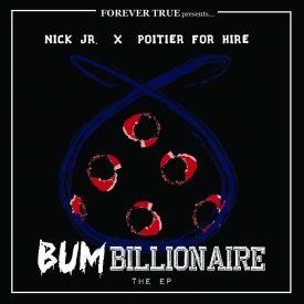 Nick jr - Bum Billionaire The Ep Cover Art