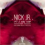 Nick jr - It's A New Year Part. 1 (Paris Moron Music 2 Freestyle) Cover Art