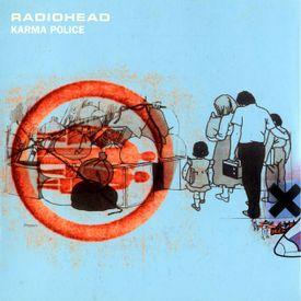 Radiohead-Karma Police Piano