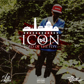 Super Nike Nando - ICON: Lord Of The Flyy | Hosted By: Mr. Peter Parker & EF Cuttin Cover Art
