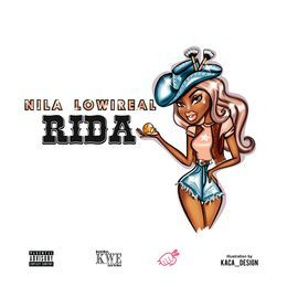 Nila Lowireal - Rida Cover Art
