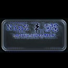 NinZ - Untouchable Remix Cover Art