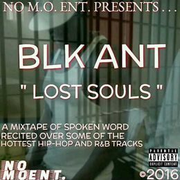 NO M.O. ENTERTAINMENT - Lost Souls Cover Art