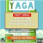Noochendy B - YAGA ft. LunchTrae, CityBoyNarley, CityBoySizzle [Prod by Detrakz] Cover Art