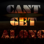 NoWay Jose - Cant Get Along Cover Art