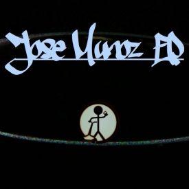NoWay Jose - Jose Munoz EP Cover Art