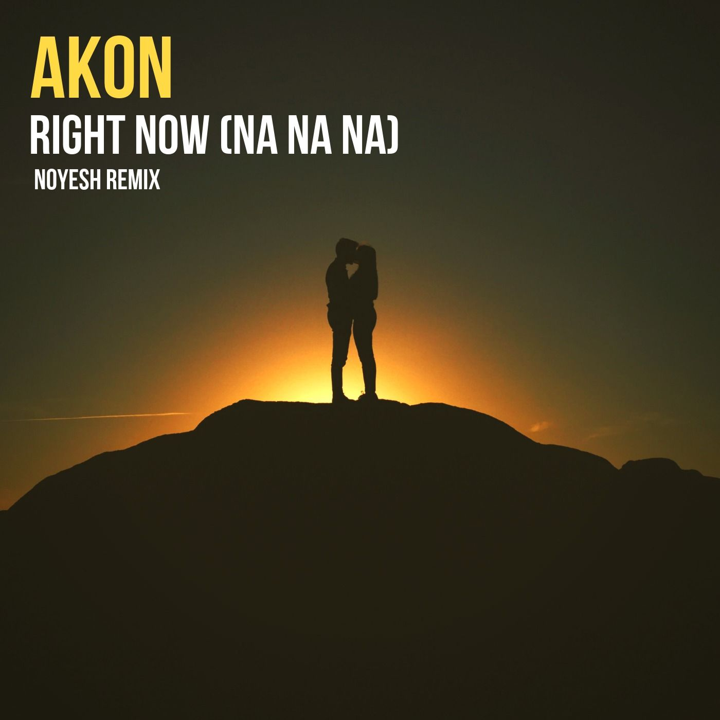 Akon - Right Now (Na Na Na) (Noyesh Remix) by Noyesh from Noyesh