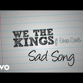 Sad Song (Lyric Video) ft. Elena Coats