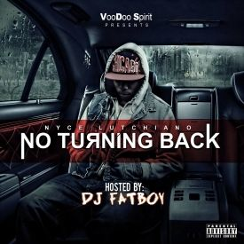 Nyce Lutchiano - No Turning Back Cover Art