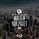 Nyck Caution - World In Your Pocket Cover Art