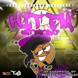 nyhtlife - HIT EM WIT THE TRAP Cover Art