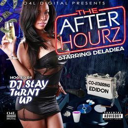 o4ldigital - The After Hourz Cover Art