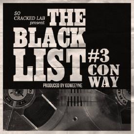 THE BLACKLIST #3 CONWAY