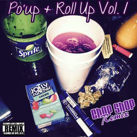 Pourin The Syrup (Screwed & Chopped)