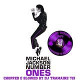 Official DJ Tramaine713 - Billie Jean (Chopped & Slowed By DJ Tramaine713) Cover Art