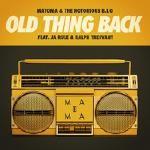 OfficialDJRyan - Old Thing Back (Matoma Remix) Cover Art