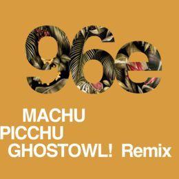 OfficialGhostOwl - Machu Picchu Cover Art