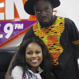 Akwaboah on Acoustic Night Live On Live FM