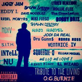 O G Burnie A Tribute To The Living J Cole Everybodys Remix