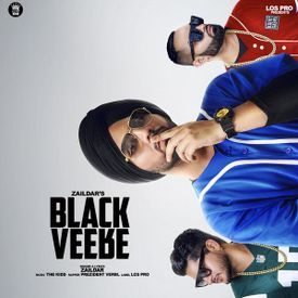 Black Veere - Zaildar  Ft. Preident Verbal