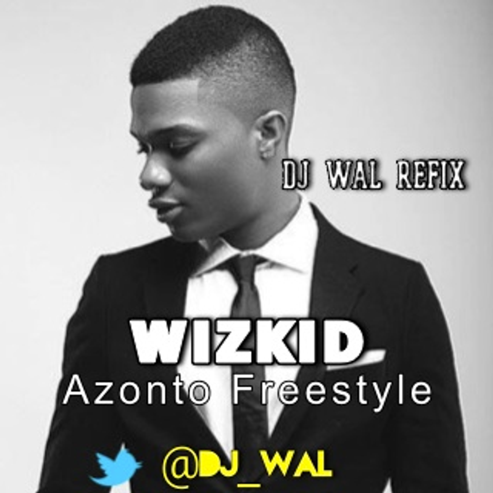 Azonto by Wizkid from OgaIke919: Listen for free