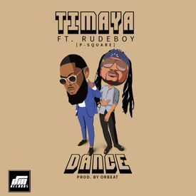 Dance (feat. Rudeboy (P-Square))