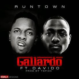 Gallardo (feat. Davido)