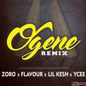 Ogene (Remix) (feat. Flavour, Lil Kesh & YCEE)