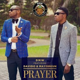 Prayer (feat. Davido & Mayorkun)