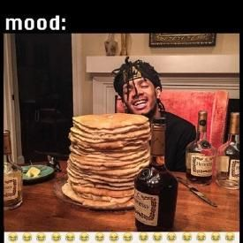 Pancakes & Hennessy