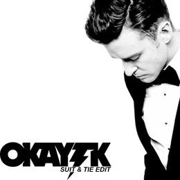 OKAYTK - SUIT & TIE (OKAY EDIT) (CLUB) (8) Cover Art