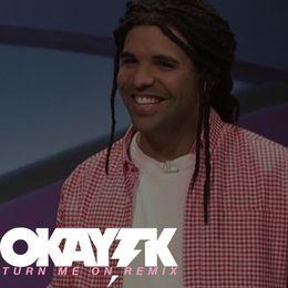 OKAYTK - TURN ME ON (OKAY TK WINE REMIX) (RADIO) (8) Cover Art