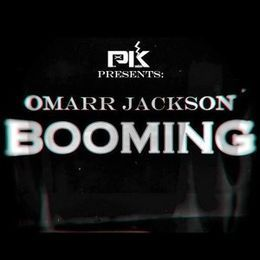 Omarr Jackson - Booming Cover Art