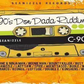 90's Don Dada Riddim ✶ Promo Mix Jan. 2016✶ ➤Seanizzle By DJ O. ZION