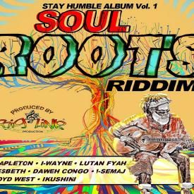 Soul Roots Riddim ✶Re-Up Promo Mix Jan. 2016✶➤Big Link By DJ O. ZION