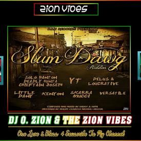 Slum Dawg Riddim ✶Re-Up Mix Jan. 2016✶➤D&H Records By DJ O. ZION