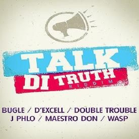 Talk Di Truth Riddim [Promo Mix Nov. 2015 ] #Famous Prod By DJ O. ZION