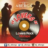 OneplayRadio - Dj Aberga  Lovers Rock mixtape Cover Art