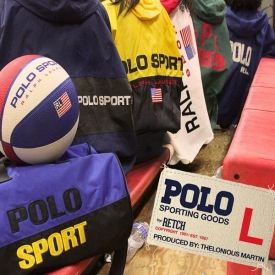 OneThrone - Polo Sporting Goods Cover Art