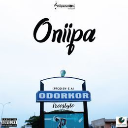 Oniipa GH - Odorkor Freestyle Cover Art