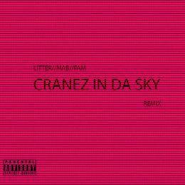 Litter//Mäb//Fam - Cranez In Da Sky (Remix) Cover Art