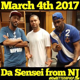 Da Sensei from NJ