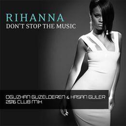 ozzmuspro - Dont Stop The Music (Oguzhan Guzelderen Remix) Cover Art