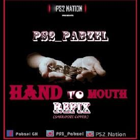 HAND TO MOUTH refix