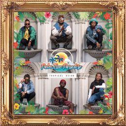 PalmTree Paradise - Tropical Reign EP Cover Art