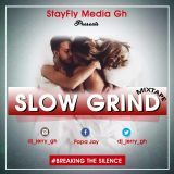 Papa Jay - SLOW_GRIND MIXTAPE 1 Cover Art